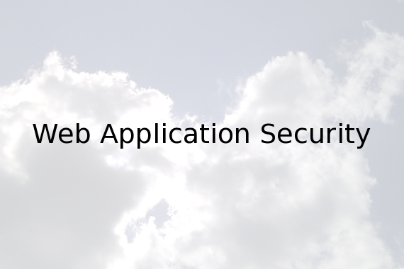 web-application-security